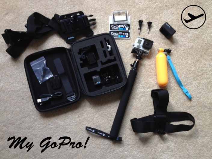 My GoPro!