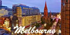 Melbourne Vignette Blanc
