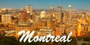 Montreal Vignette Blanc