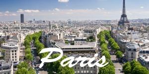 Paris Vignette Blanc