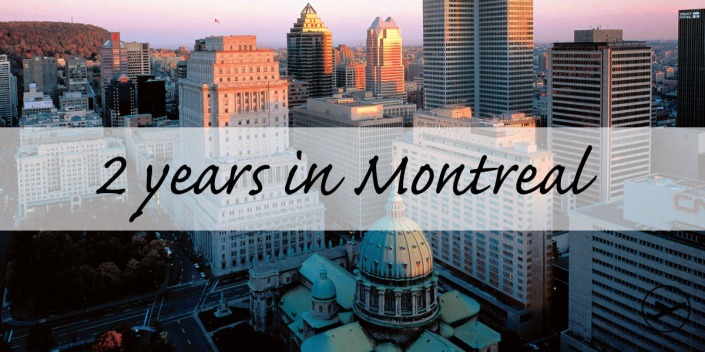 Post Years Montreal