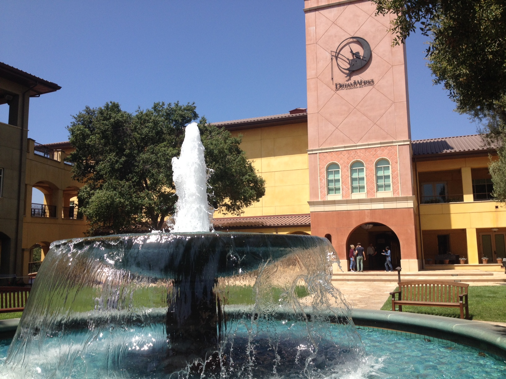 Dreamworks Offices